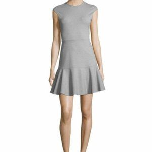Theory Essential Flare Mini Dress Size 4